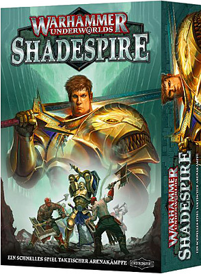 Einfach und sicher online bestellen: Warhammer Underworlds Shadespire in Österreich kaufen.