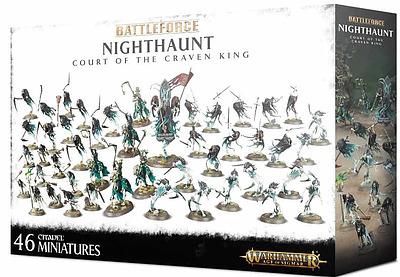 Einfach und sicher online bestellen: Nighthaunt Court of the Craven King in Österreich kaufen.