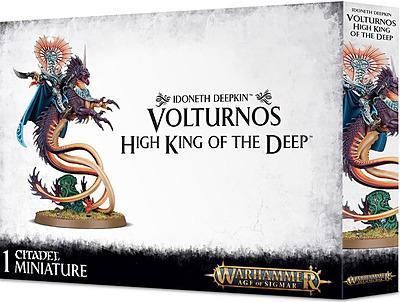 Einfach und sicher online bestellen: Volturnos High King of the Deep in Österreich kaufen.
