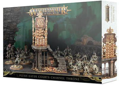 Einfach und sicher online bestellen: Flesh-Eater Courts Charnel Throne in Österreich kaufen.