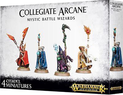 Einfach und sicher online bestellen: Collegiate Arcane Mystic Battle Wizards in Österreich kaufen.