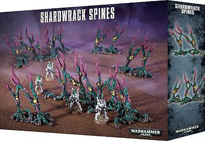 Einfach und sicher online bestellen: Deathworld: Shardwrack Spines in Österreich kaufen.
