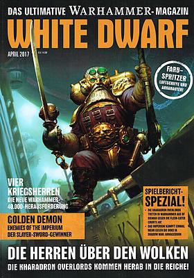 Einfach und sicher online bestellen: White Dwarf April 2017 in Österreich kaufen.