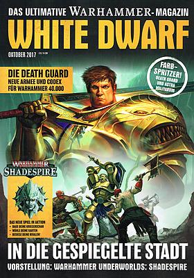 Einfach und sicher online bestellen: White Dwarf Oktober 2017 in Österreich kaufen.