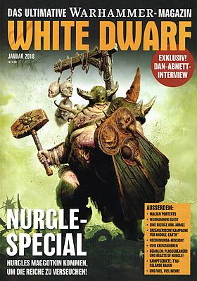 Einfach und sicher online bestellen: White Dwarf Januar 2018 in Österreich kaufen.