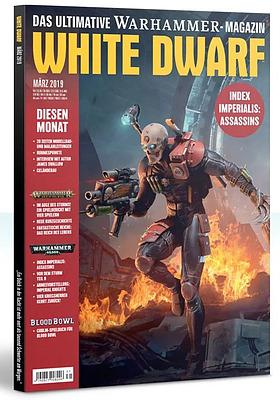 Einfach und sicher online bestellen: White Dwarf März 2019 in Österreich kaufen.