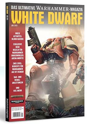 Einfach und sicher online bestellen: White Dwarf Juli 2019 in Österreich kaufen.