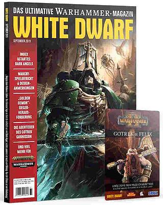 Einfach und sicher online bestellen: White Dwarf September 2019 in Österreich kaufen.