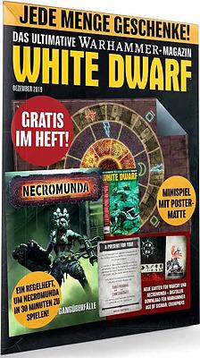 Einfach und sicher online bestellen: White Dwarf Dezember 2019 in Österreich kaufen.