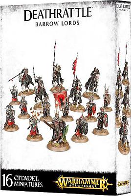 Einfach und sicher online bestellen: Deathrattle Barrow Lords in Österreich kaufen.