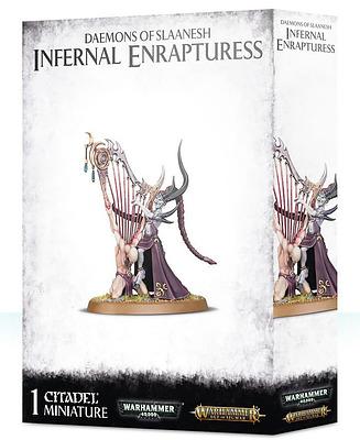 Einfach und sicher online bestellen: Daemons of Slaanesh Infernal Enrapturess in Österreich kaufen.