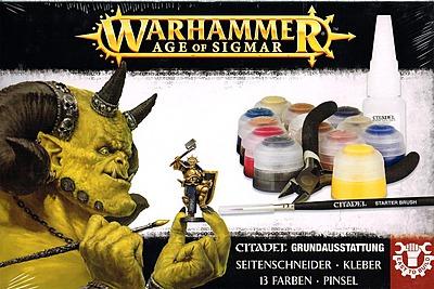 Einfach und sicher online bestellen: Warhammer: Age of Sigmar Grundausstattung in Österreich kaufen.