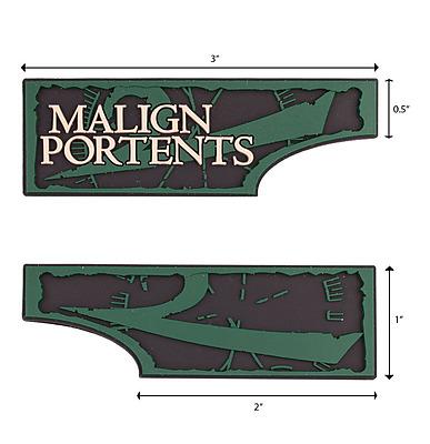 Einfach und sicher online bestellen: Malign Portents Combat Gauge in Österreich kaufen.