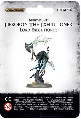 Einfach und sicher online bestellen: Liekoron the Executioner in Österreich kaufen.