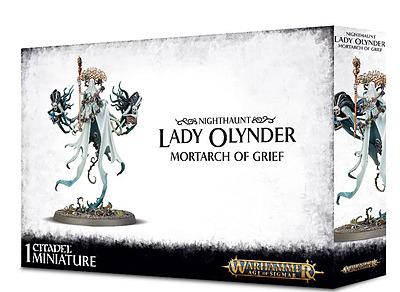 Einfach und sicher online bestellen: Lady Olynder: Mortarch of Grief in Österreich kaufen.