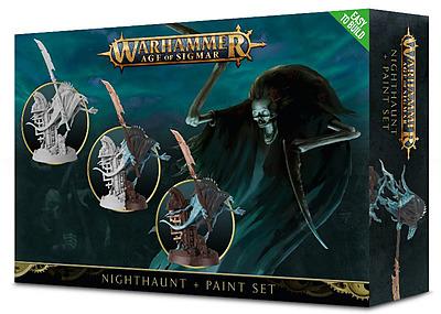 Einfach und sicher online bestellen: Nighthaunt Paint Set in Österreich kaufen.
