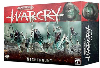 Einfach und sicher online bestellen: Warcry: Nighthaunt in Österreich kaufen.