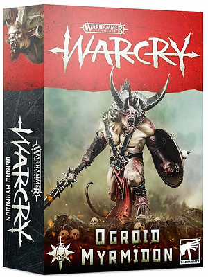 Einfach und sicher online bestellen: Warcry: Ogroid Myrmidon in Österreich kaufen.