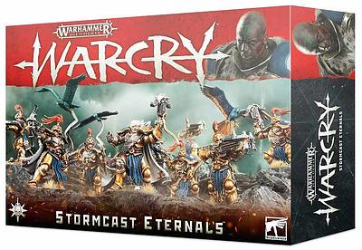 Einfach und sicher online bestellen: Warcry: Stormcast Eternals in Österreich kaufen.