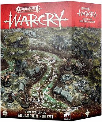 Einfach und sicher online bestellen: Warcry: Souldrain Forest in Österreich kaufen.