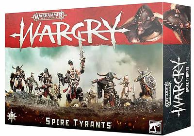Einfach und sicher online bestellen: Warcry: Spire Tyrants in Österreich kaufen.