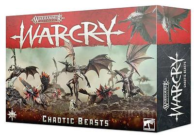 Einfach und sicher online bestellen: Warcry: Chaotic Beasts in Österreich kaufen.