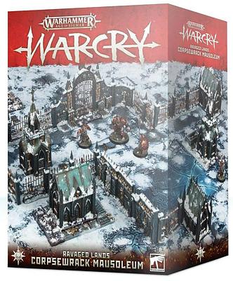 Einfach und sicher online bestellen: Warcry Corpsewrack Mausoleum in Österreich kaufen.
