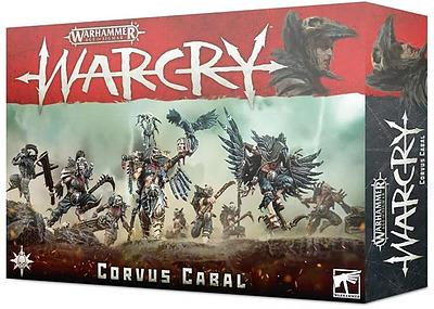 Einfach und sicher online bestellen: Warcry Corvus Cabal in Österreich kaufen.