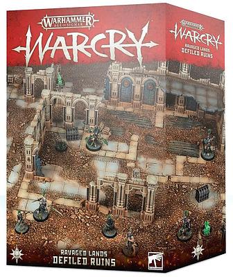 Einfach und sicher online bestellen: Warcry: Defiled Ruins in Österreich kaufen.