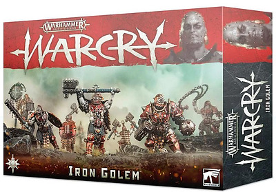 Einfach und sicher online bestellen: Warcry: Iron Golem in Österreich kaufen.