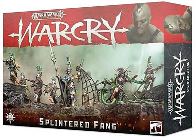 Einfach und sicher online bestellen: Warcry The Splintered Fang in Österreich kaufen.