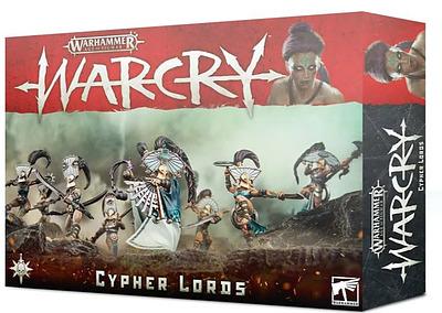 Einfach und sicher online bestellen: Warcry Cypher Lords in Österreich kaufen.
