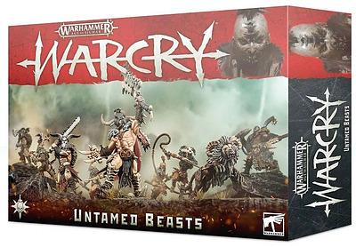 Einfach und sicher online bestellen: Warcry: Untamed Beasts in Österreich kaufen.