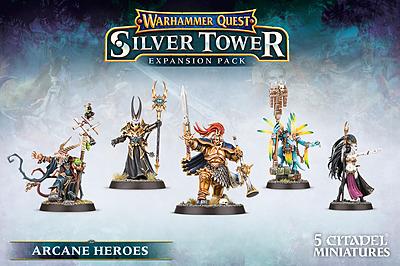 Einfach und sicher online bestellen: Warhammer Quest: Arcane Heroes in Österreich kaufen.