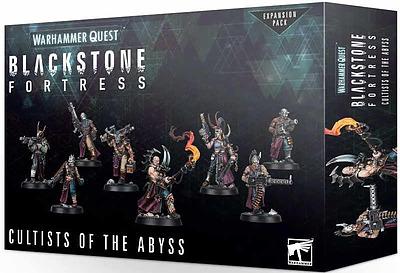 Einfach und sicher online bestellen: Blackstone Fortress Cultists of the Abyss in Österreich kaufen.