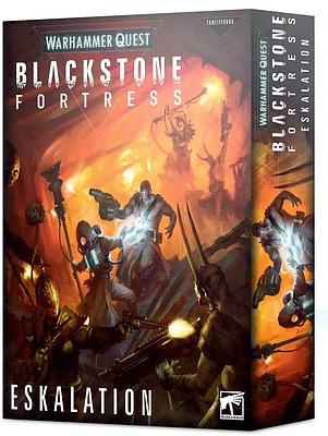 Einfach und sicher online bestellen: Blackstone Fortress Escalation in Österreich kaufen.