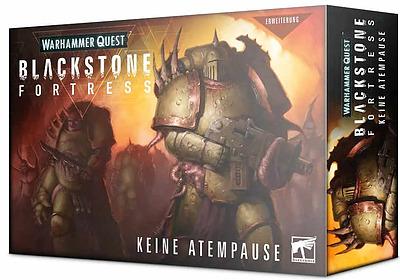 Einfach und sicher online bestellen: Blackstone Fortress Keine Atempause in Österreich kaufen.