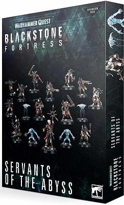 Einfach und sicher online bestellen: Blackstone Fortress Servants of the Abyss in Österreich kaufen.