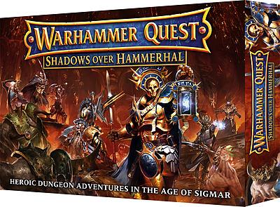 Einfach und sicher online bestellen: Warhammer Quest: Schatten über Hammerhall in Österreich kaufen.