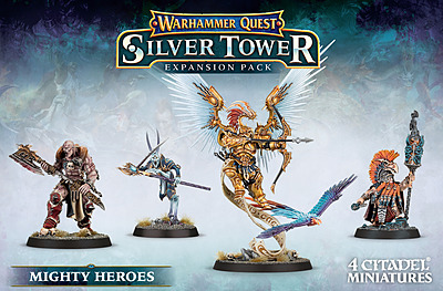 Einfach und sicher online bestellen: Warhammer Quest: Mighty Heroes in Österreich kaufen.