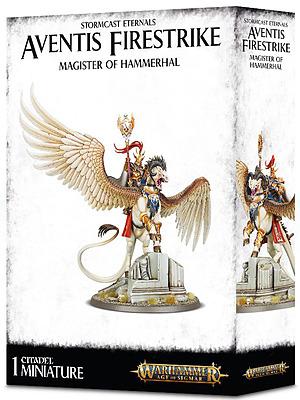Einfach und sicher online bestellen: Aventis Firestrike Magister of Hammerhal in Österreich kaufen.