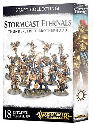 Einfach und sicher online bestellen: Stormcast Eternals Thunderstrike Brotherhood in Österreich kaufen.