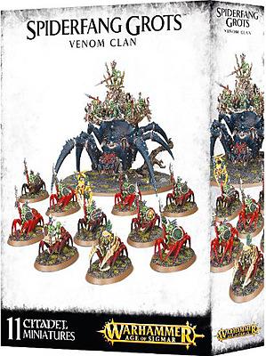 Einfach und sicher online bestellen: Spiderfang Grots Venom Clan in Österreich kaufen.