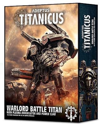 Einfach und sicher online bestellen: Warlord Titan with Plasma Annihilator in Österreich kaufen.