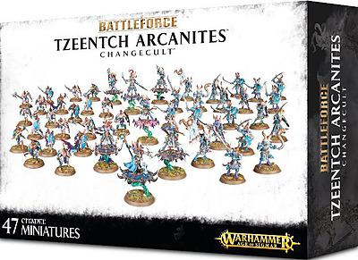 Einfach und sicher online bestellen: Warhammer: Age of Sigmar Tzeentch Arcanites in Österreich kaufen.