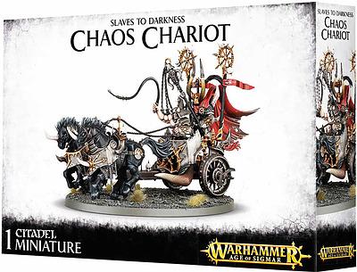 Einfach und sicher online bestellen: Warhammer: Chaos Chariot in Österreich kaufen.