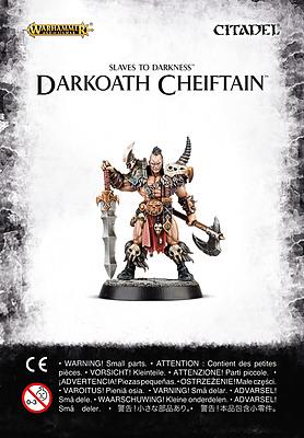 Einfach und sicher online bestellen: Warhammer: Slaves to Darkness Darkoath Chieftain in Österreich kaufen.