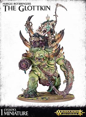 Einfach und sicher online bestellen: Warhammer: The Glottkin in Österreich kaufen.