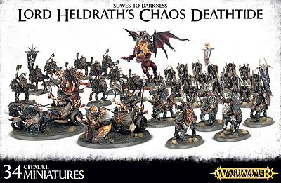 Einfach und sicher online bestellen: Warhammer: Lord Heldraths Chaos Deathtide in Österreich kaufen.