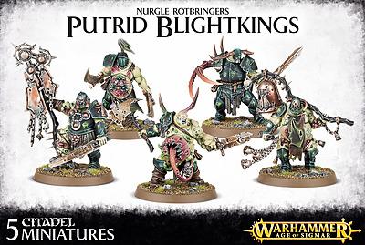 Einfach und sicher online bestellen: Warhammer: Putrid Blightkings in Österreich kaufen.